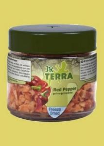 JR Farm Храна за костенурки - червени чушки, 10 гр.