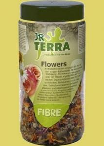 JR Farm Храна за костенурки - цветя, 50 гр.