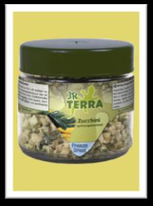 JR Farm Храна за костенурки - зелени тиквички, 10 гр.