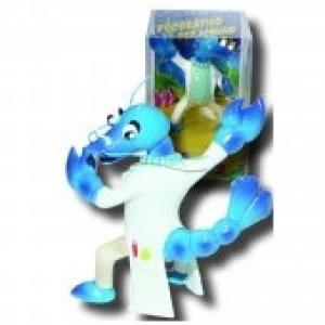 Croci Украса за аквариуми - Кларк - размер М