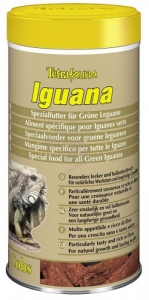 Tetra Fauna Iguana Храна игуани - 1L