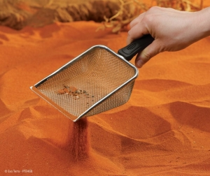 Exo Terra Метална лопатка за субстрат - Metal Poop Scoop 1