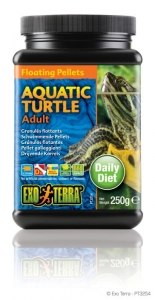 Exo Terra Храна за костенурки - Aquatic Turtle Food	250g 1
