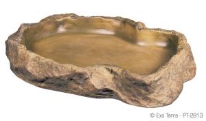 Exo Terra Декоративен съд за хранене на влечуги - Feeding Dish XL 1