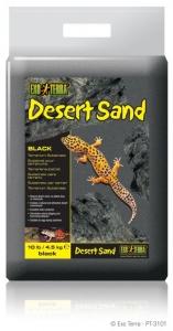 Exo Terra Дънен пясък за терариум - черен 4.5 кг.