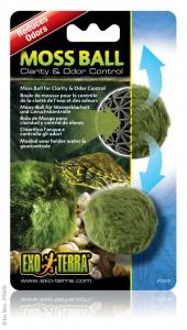 Exo Terra Топка премахваща замърсявания и миризми - Moss Ball 1