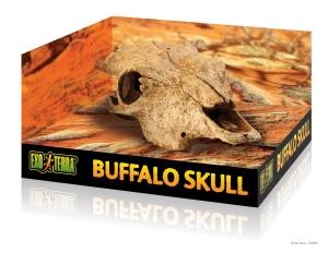 Exo Terra Декоративен череп на говедо 3