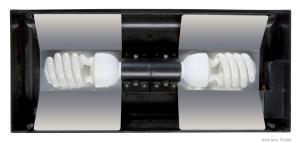 Exo Terra Осветително тяло за терариум с рефлектор Small 1