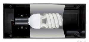 Exo Terra Осветително тяло за терариум с рефлектор Mini 1