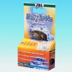 JBL - Easy Turtle Пречистващ препарат за вода - опаковка 25 г 1