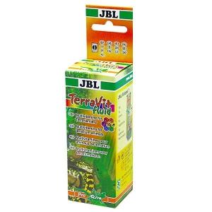 JBL - Terra Vit Fluid Хранителна добавка - опаковка 50 мл 1