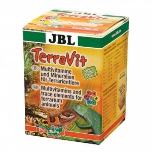 JBL - Terra Vit Хранителна добавка - опаковка 100 г (прах) 1