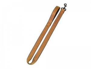 Nobby Classic Reflect Soft Leashes Повод - 120 см. / 15-20 мм. - злато