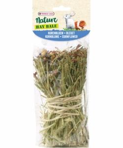 Versele Laga Snack Hay Bale Cornflower - тимоти сено, обогатено с метличина и коприва, 55 гр. 1
