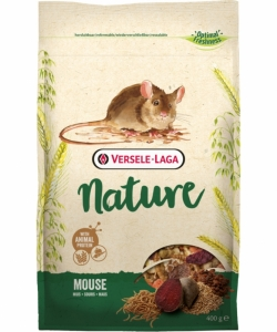 Versele Laga Nature Mouse - пълноценна храна за мишки, 400 гр. 1