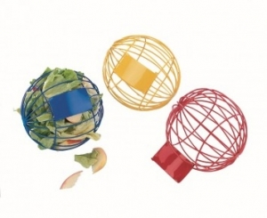 Nobby Play and food ball Топка за поставяне на свежа храна - 10 см.