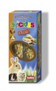 Nobby Stickies Nuts Крекер с ядки за гризачи 2 / 56 гр.