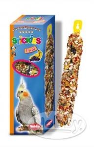 Nobby Крекер с плодове за средни папагали - 2 / 90 гр.