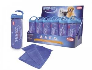 Nobby Handtuch Speed Dry Comfort Микрофибърна кърпа за къпане - 66 / 43 см.