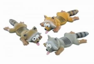 Nobby Latex raccoon Играчка миеща мечка - 25 см.
