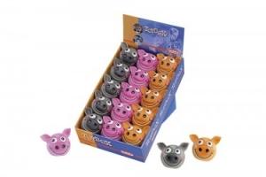 Nobby Latex Pig Balls Латексова играчка - 8 см.