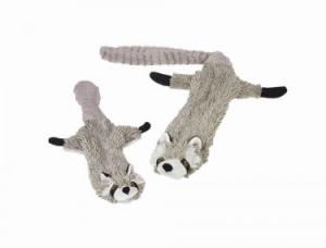 Nobby Plush Raccoon Flat Плюшена играчка миеща мечка / малка - 61 см.