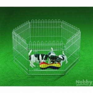 Nobby Welpen Freilauf Заграждение за малки кученца - 60 / 60 см.