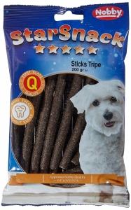 Nobby StarSnack Sticks Tripe Деликатесно лакомство с телешко шкембе - 200 гр.