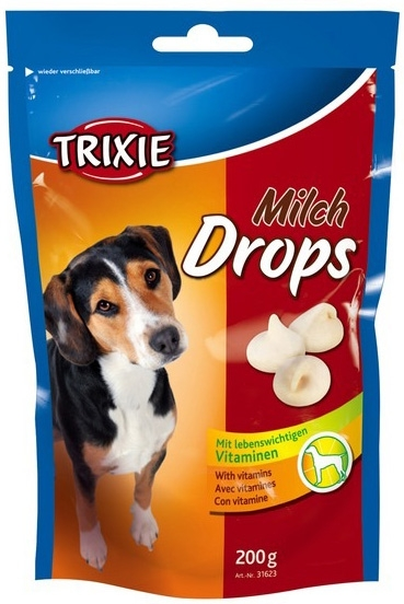 Trixie Лакомство за кучета - млечен дропс