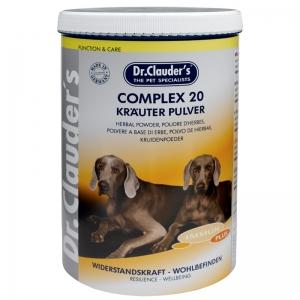Dr. Clauder's - Complex 20 - Krauter Pulver - Комплекс от 20 билки на прах