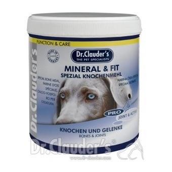 Dr. Clauder's - Mineral & Fit - Spezial Knochenmehl - Хранителна добавка за стави