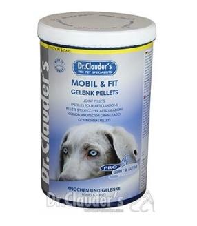 Dr. Clauder's - Mobil & Fit - Gelenk Pellets Хранителна добавка за стави на подрастващи кучета - опаковка 1100 гр.