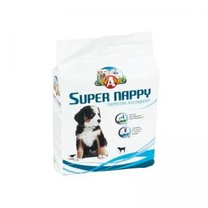 Croci Super Nappy- памперси за постилане, 60 x 90 см., 10 бр.