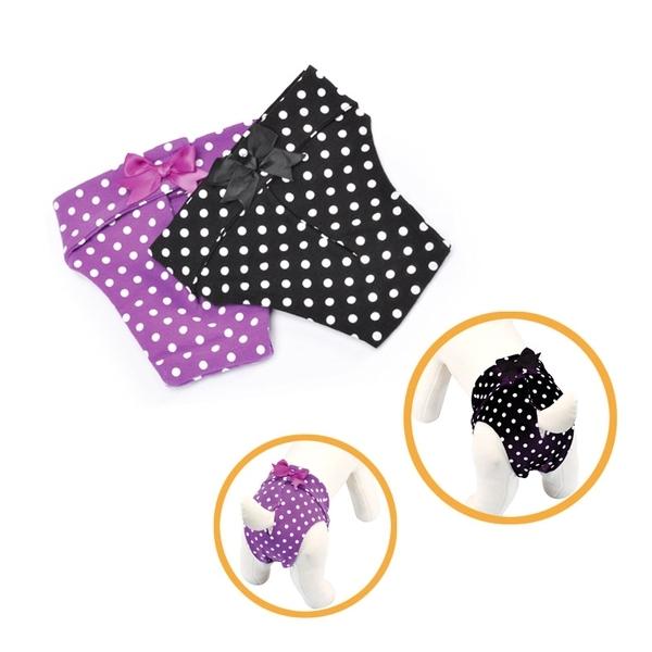 Camon Polka - Предпазни памучни гащи за кучета