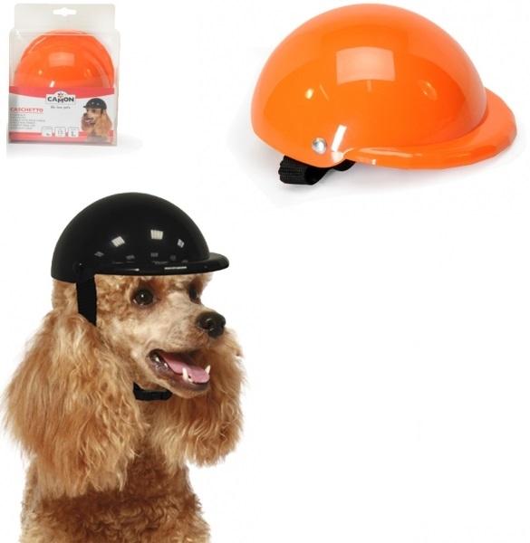 Camon Каска за кучета Оранжева