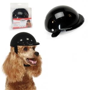 Camon Каска за кучета Черна