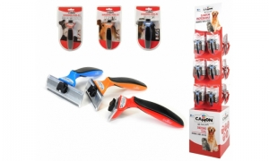 Camon Shedding Tool X3 - Професионално триминг гребло