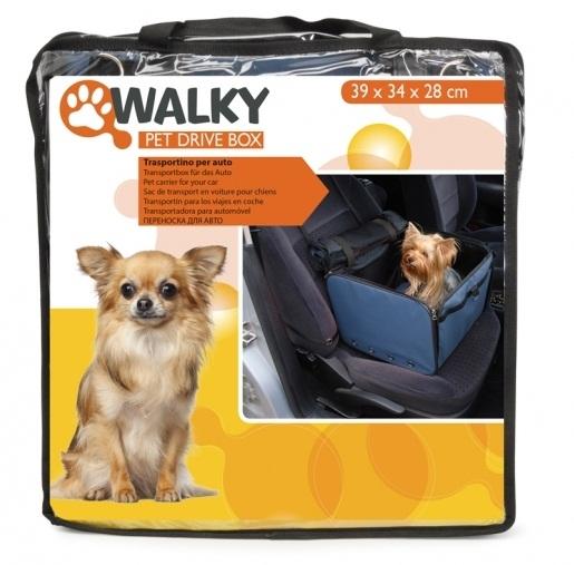Camon Pet Drive Box - Кош за пътуване за малки кучета 39 / 34 / 28 см