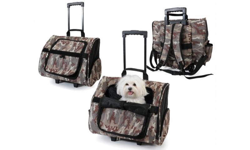 Camon Транспортна чанта за малки кученца - Max Comuel