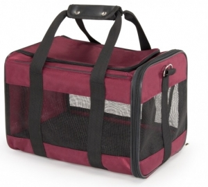 Camon Burgundy- Транспортна чанта 41/29/29 см