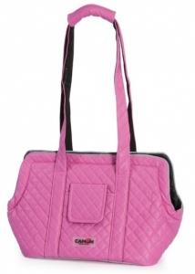 Camon Quilted - Транспортна чанта Розова 52 / 22 / 26 см