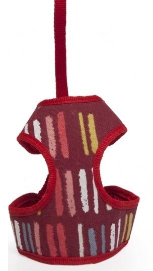 Camon Комплект повод + нагръдник за кучета Multicolor