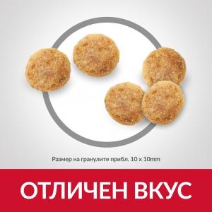 Hill's Science Plan Adult с пилешко - Суха храна за котки 1-6 години 0.300 гр. 1
