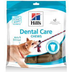 Hill's Dental Care Chews – лакомство за кучета за зъбна хигиена 1