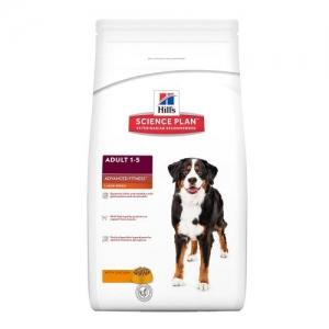 Hill's Science Plan Adult Advanced Fitness Large Breed с пилешко – За кучета от едри породи над 25 кг с умерени енергийни нужди, 1-7 г. 3 кг 1
