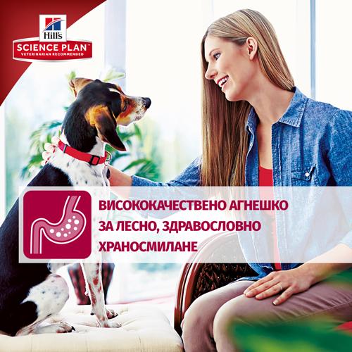 Hill's Science Plan Adult Advanced Fitness Large Breed с пилешко – За кучета от едри породи над 25 кг с умерени енергийни нужди, 1-7 г. 3 кг 4