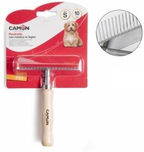 Camon Гребен за кучета - едноредово гребло 10 см