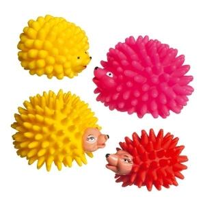 Camon Гумена играчка за кучета - мини таралеж 6 см