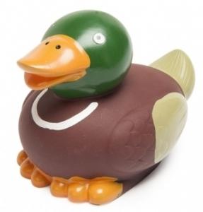 Camon Латексова играчка за кучета - винилова патица