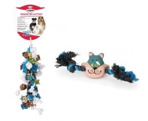 Camon Играчка за кучета на въже- животно